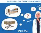 Slaugos lova – pirkti ar nuomotis?