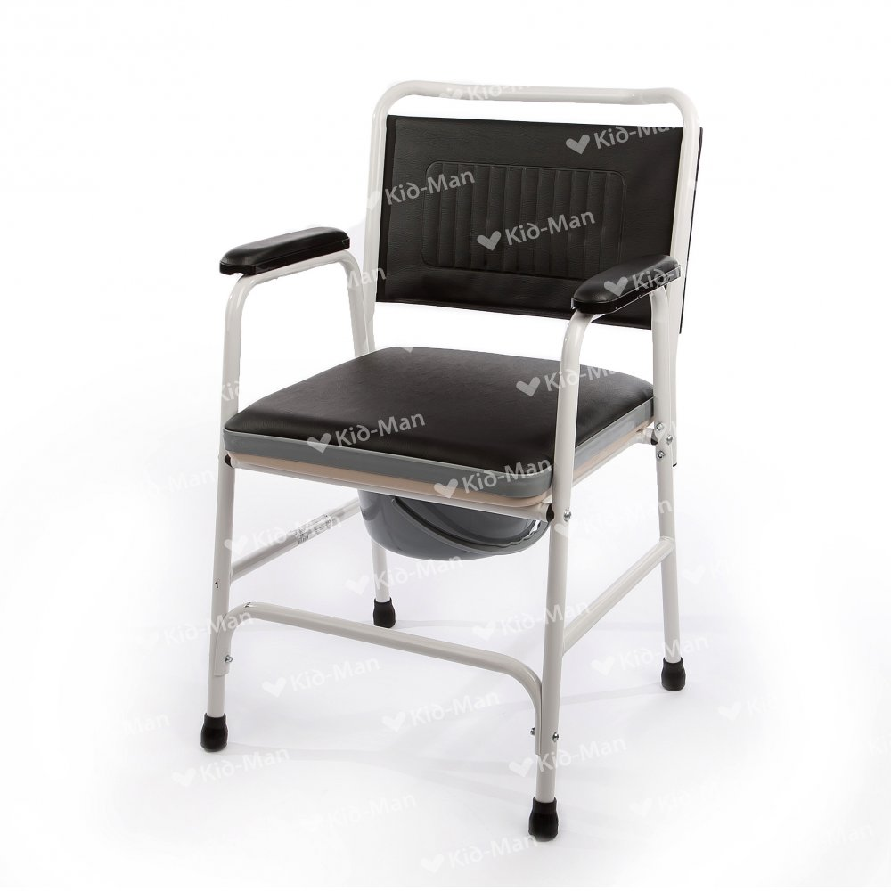 COMMODE WITHOUT WHEELS